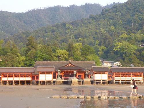 jp16-Myajima-Torii-coucher du soleil  (5)