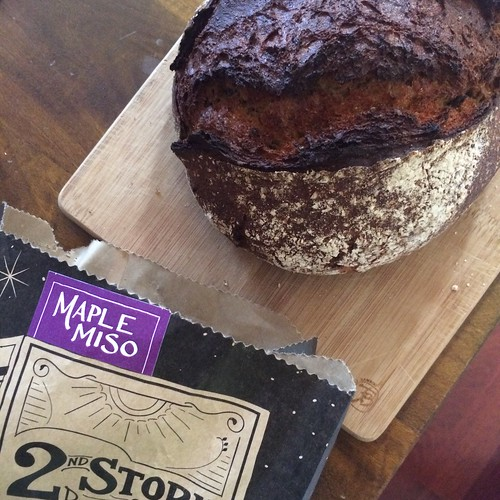 Miso Maple (2nd Story Bake Shop)