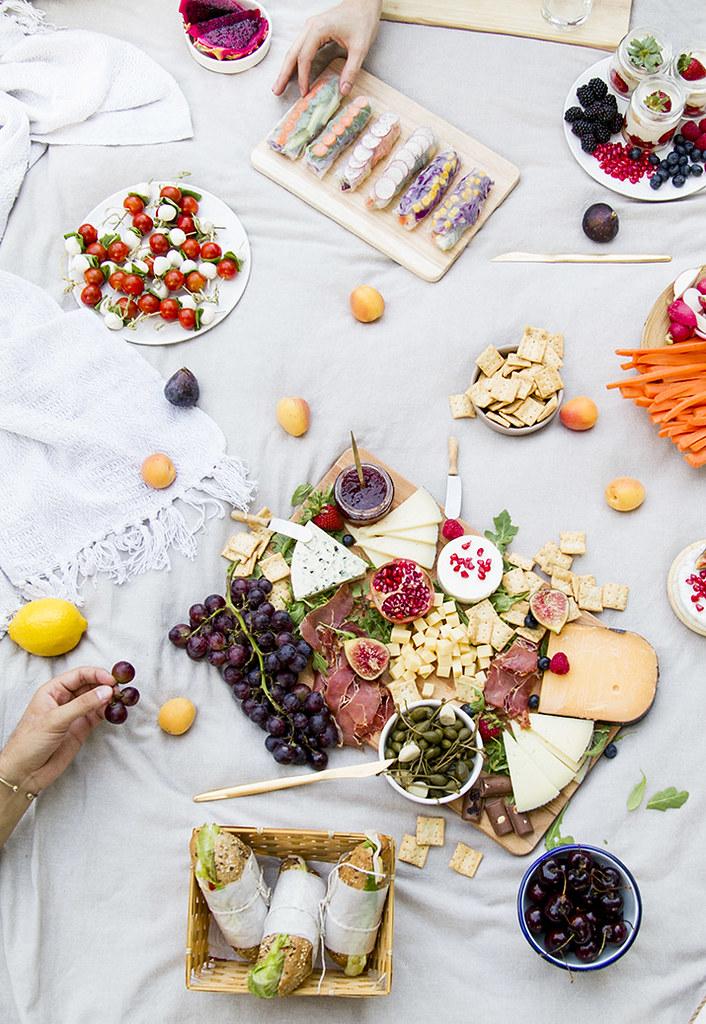 DIY Picnic perfect · DIY perfect picnic · Fábrica de Imaginación