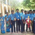 Vinayagar Chathurthi celebration at VKV, Vallioor