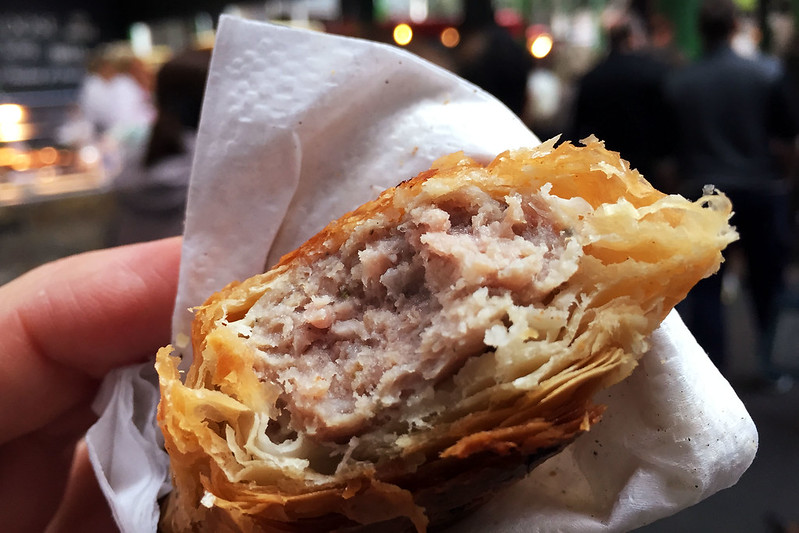 Sausage roll, Northfield Farm