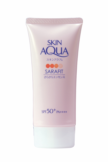 Sunplay Skin Aqua Sarafit UV Floral Essence SPF 50+ PA++++, $16.90 for 80g