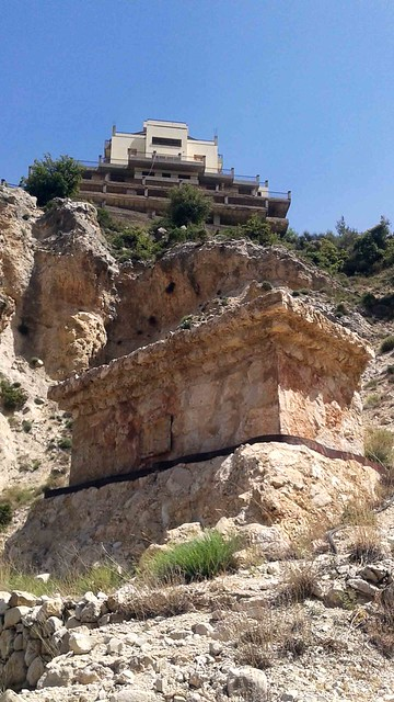A Tomb Beneath Gibran