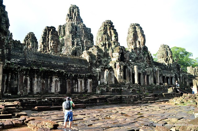 Bayon Temple in Angkor Siem Reap