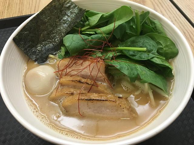 Miso ramen - Pao Jao Dumpling & Ramen