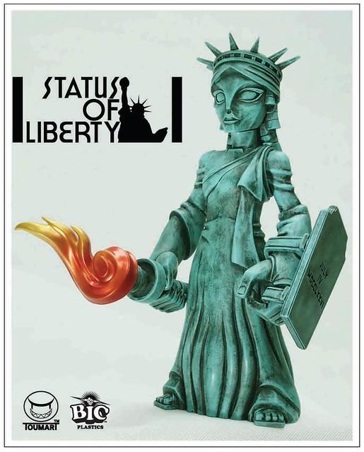 STATUS OF LIBERTY