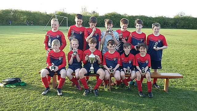 Barton Juniors U13s