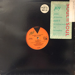 SOUL II SOUL:JOY(JACKET A)