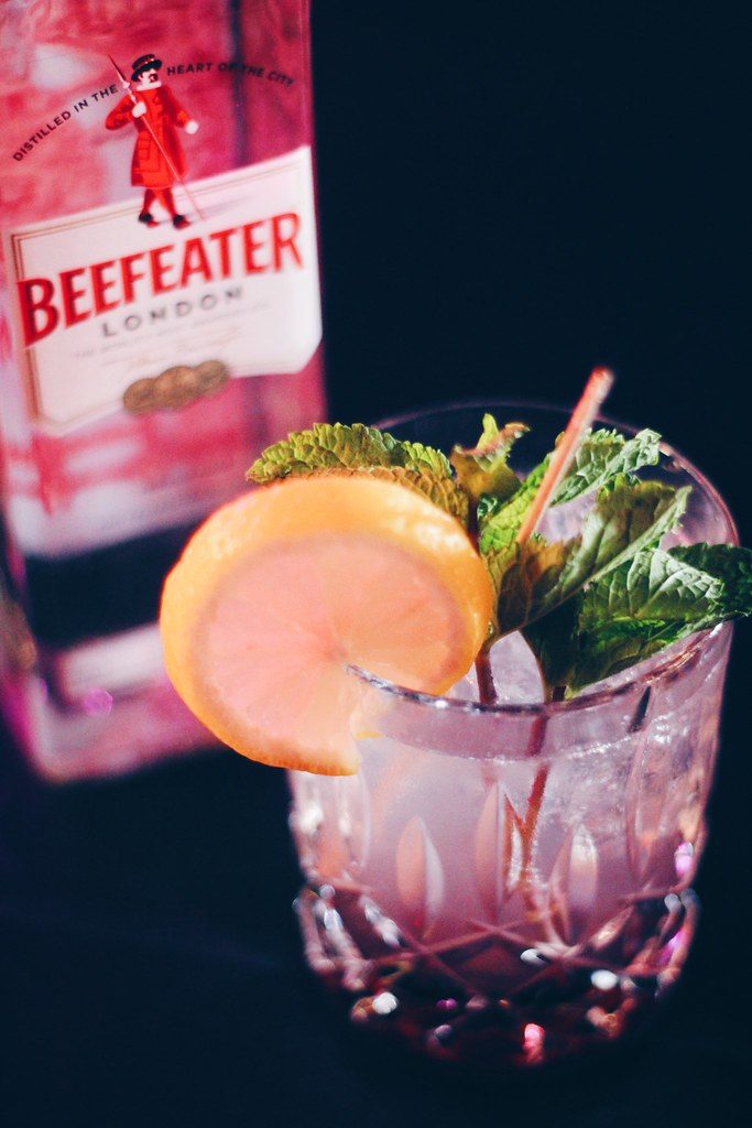 Beefeater Gin x L is for Lois