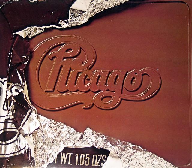 """Chicago X 12"""" vinyl LP album"""