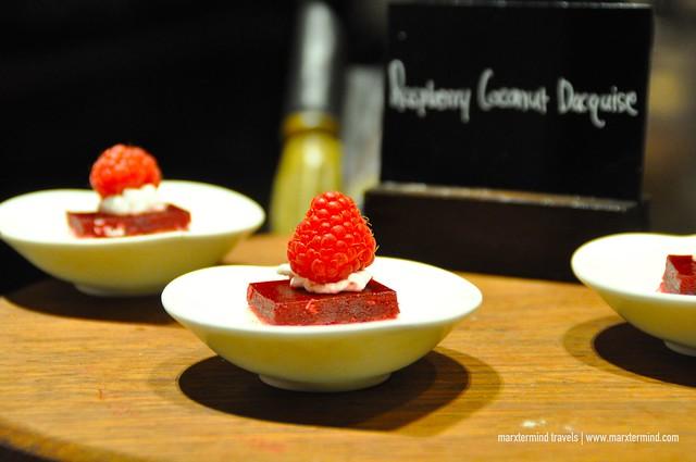Sweet Treats at Signatures Restaurant Hotel Indonesia