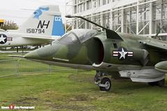 158977 WH - 712138 - US Marines - Hawker Siddeley AV-8C Harrier - The Museum Of Flight - Seattle, Washington - 131021 - Steven Gray - IMG_3750