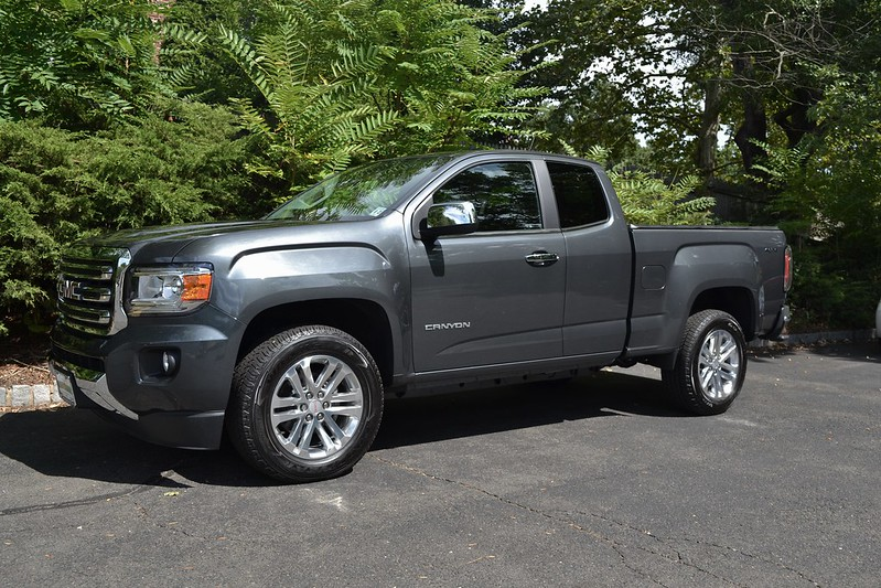 supermod 39 s 2016 gmc canyon slt extended cab z85 2wd awd 4x4 page 2 chevrolet colorado. Black Bedroom Furniture Sets. Home Design Ideas