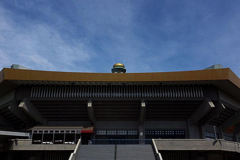 江戸城北の丸 日本武道館