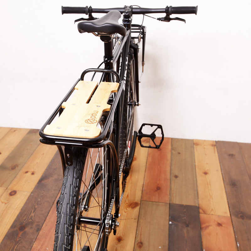 Surly / Cross-Check Single Speed With Rack