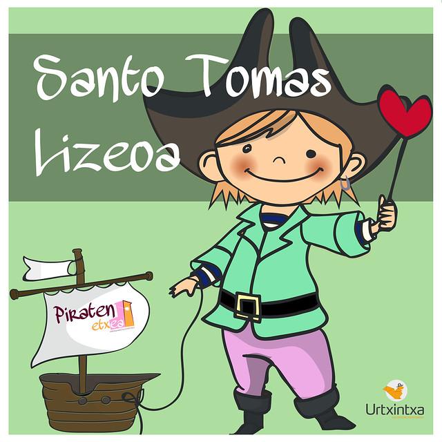 Pirata Egonaldiak- Santo Tomas lizeoa 2016/10/27-2016/10/28