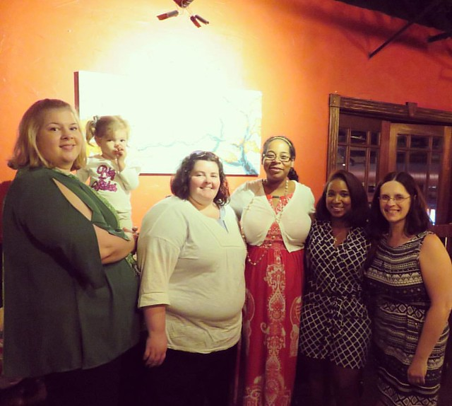 This past weekend I had my baby shower hosted by my best friends and sister. If I can get my internet to work I'll blog about it. Big thanks to everyone who came to celebrate #babyg and my wonderful friends and sister for a beautiful shower. #babyshower #