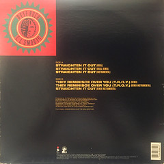 PETE ROCK & C.L. SMOOTH:STRAIGHTEN IT OUT(JACKET B)