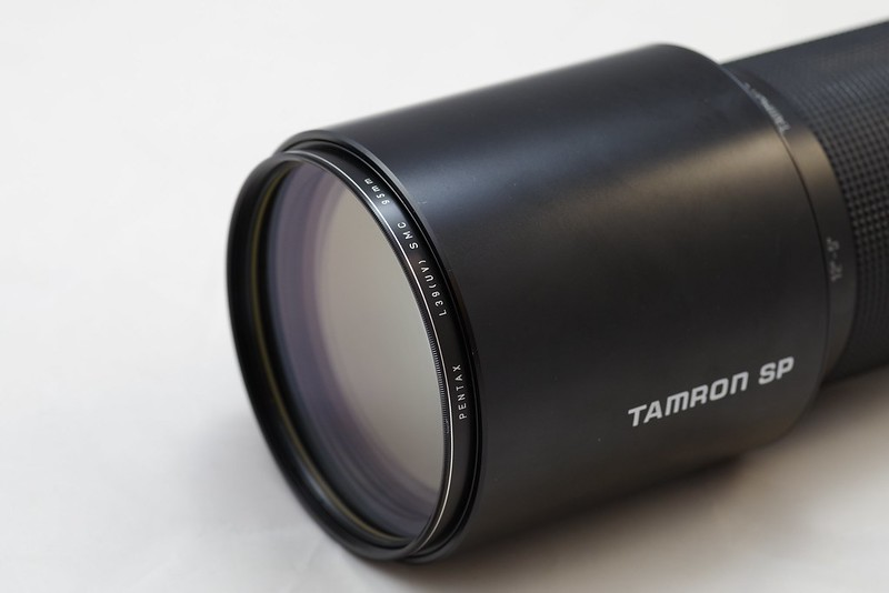 TAMRON SP 31A 200-500mm F5.6 外觀及測試