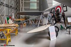 - - Italian Air Force IMAM Ro.41 - Italian Air Force Museum Vigna di Valle, Italy - 160614 - Steven Gray - IMG_0424_HDR