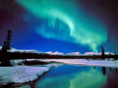 Mohe Arctic Village