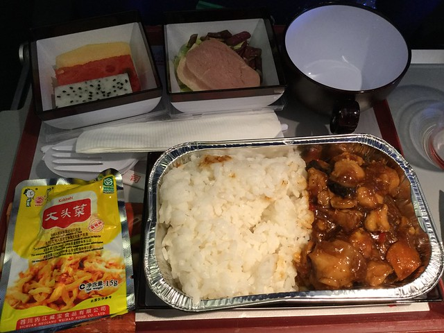 Inflight meal ZH9065
