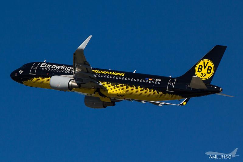 Eurowings - A320 - D-AIZR (2)