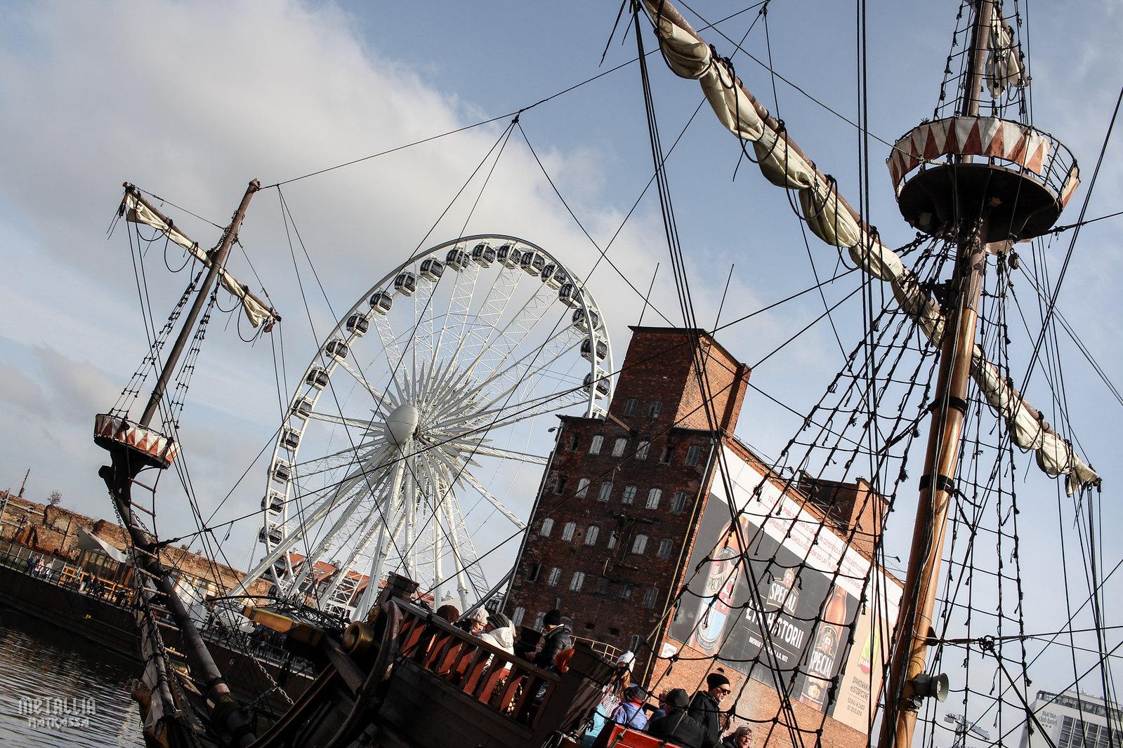 gdansk, gdanskin vanha kaupunki, gdansk old town, gdansk stare miasto, amber sky, gdansk eye