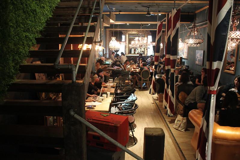 奧蘿茉OROMO -台北咖啡館-不限時間免費網路 (8)
