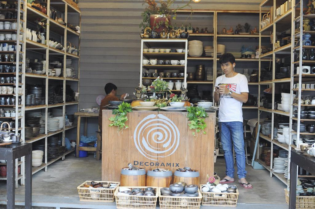 Weekend Market Stall