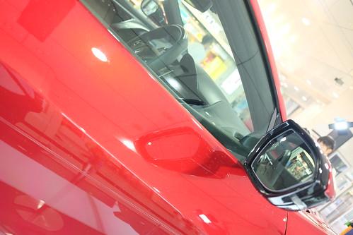 Honda NSX Valencia red pearl 03