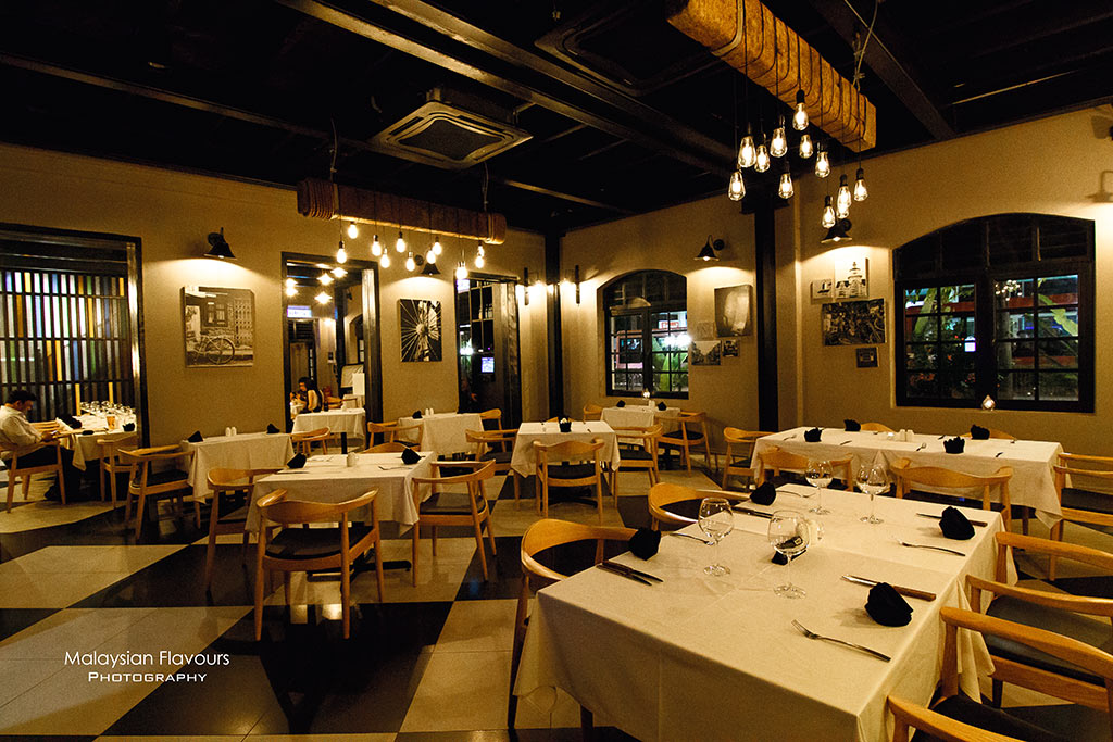 Pampas Steakhouse Old Malaya MIGF