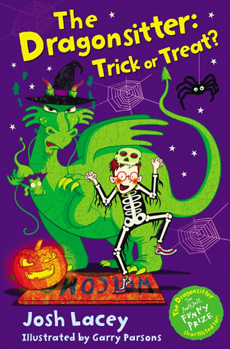 Josh Lacey and Garry Parsons, The Dragonsitter: Trick or Treat?