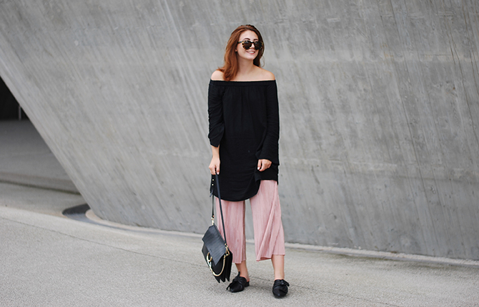 Rose-culottes-off-shoulder-dress-5