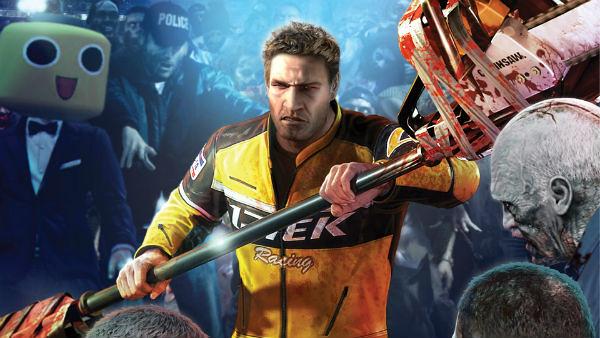 Dead Rising 1 and 2 coming to  PS4/Xbox One