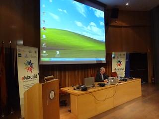 """2015-01-27 Seminario eMadrid sobre """"Insignias (""""badges"""") para el reconocimiento del aprendizaje en la era digital"""""""