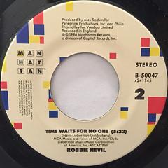 ROBBIE NEVILE:C'EST LA VIE(LABEL SIDE-B)