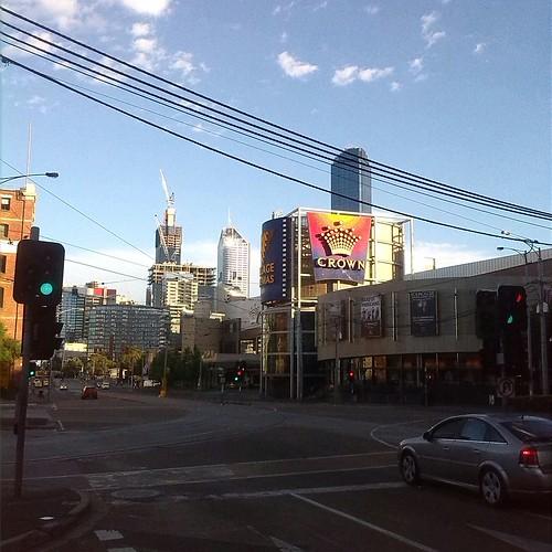 Southbank Melbourne To St Kilda Island