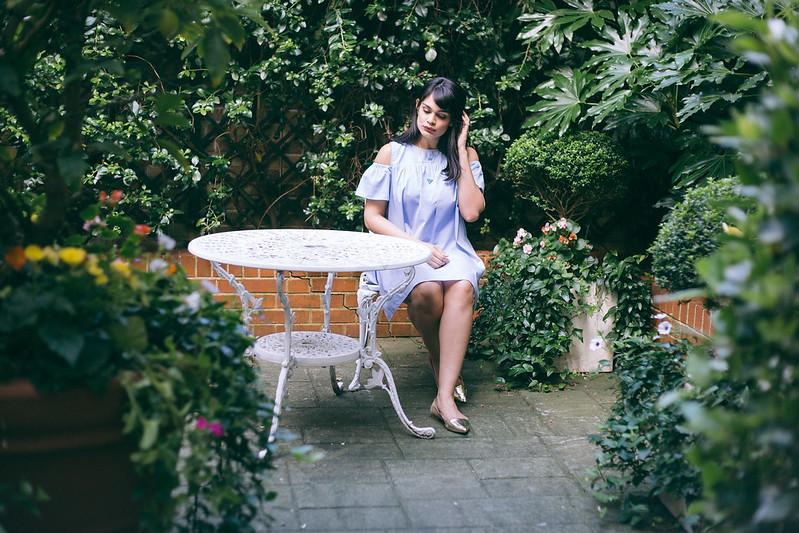 {secret garden} via chevrons & éclairs