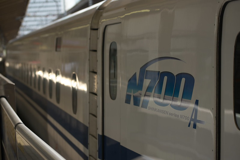 Tokyo Train Story 東海道新幹線 2016年8月9日