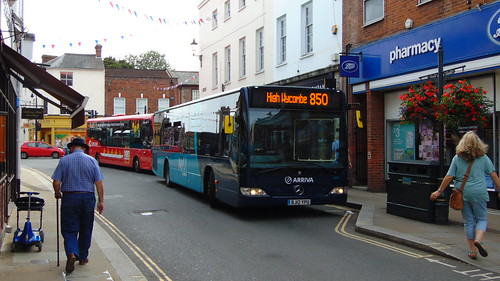 Arriva Midlands & Shires 3009/BJ12YPU, Henley-on-Thames