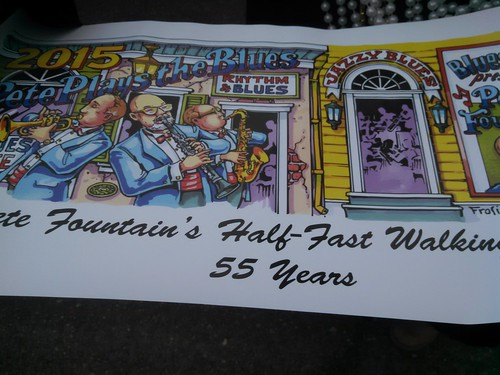 Half Fast Walking Club 55 years