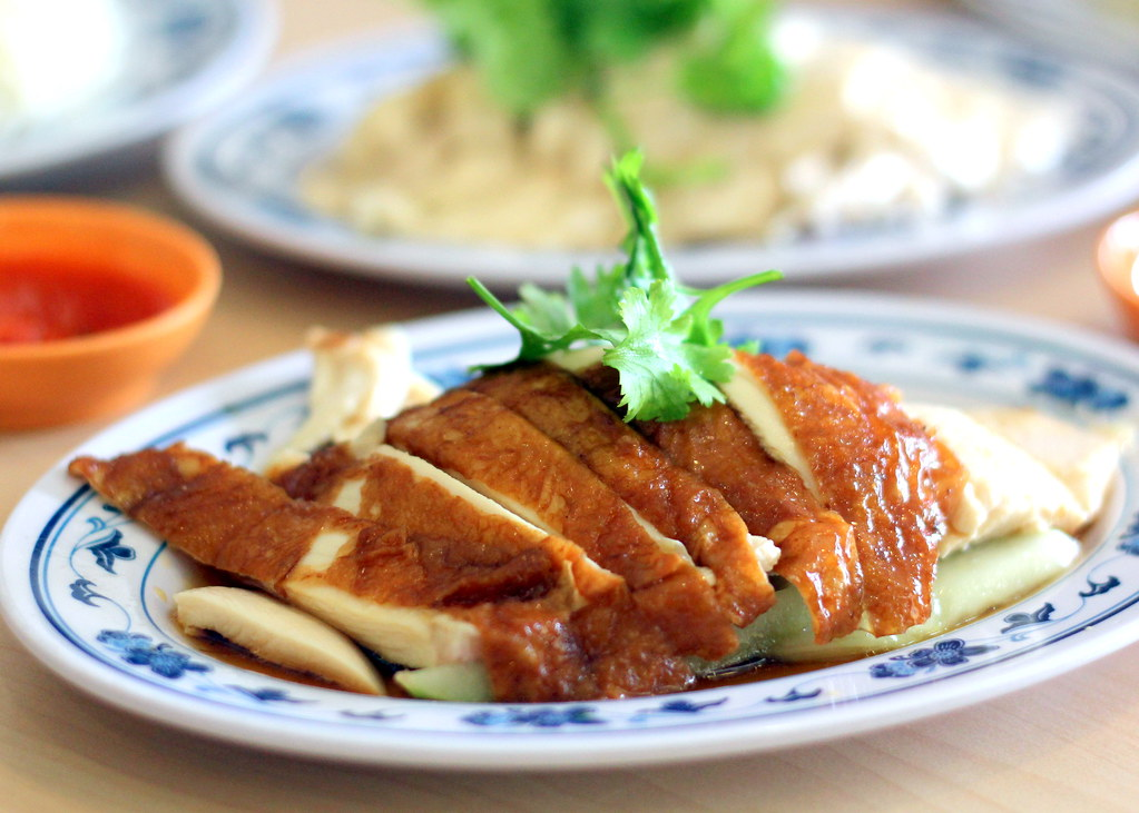 Best Chicken Rice In Singapore: Yeo Keng Nam Chicken Rice