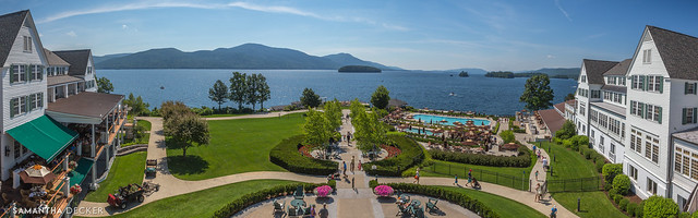 The Sagamore Panorama