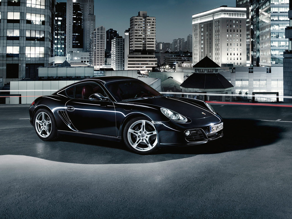 Porsche Cayman (кузов 987C). 2009 – 2012 годы