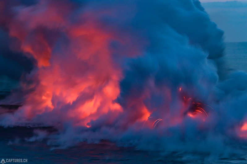Explosion - Big Island