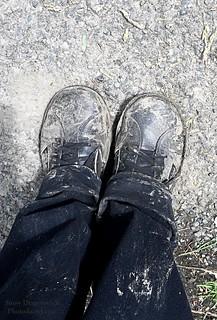 20160621 - Mud On Black (aka filthy)