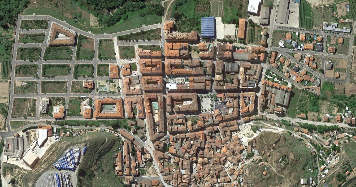 albelda de iregua, la rioja, pro evolution soccer 2007, después, urbanismo, planeamiento, urbano, desastre, urbanístico, construcción, rotondas, carretera