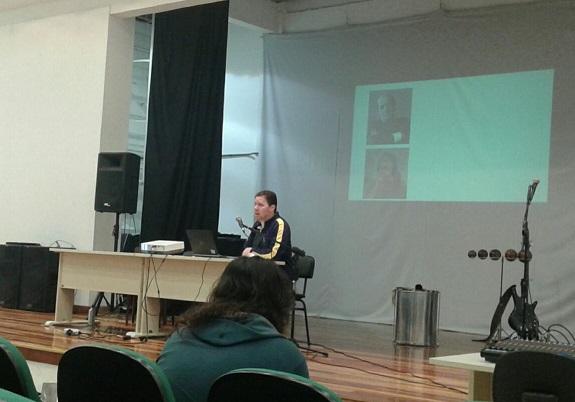 Apresentação do trabalho. Marcelo Borba