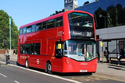 Wltm transport blog hybrid top ups for 85 bus timetable